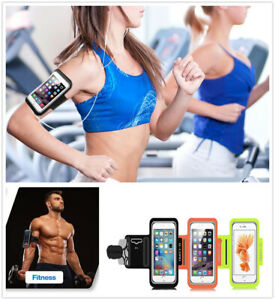Sport Gym Running Joging Armband Phone Case Holder iPhone X 11 Pro 8 7 6 Samsung