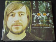 The Color Fred - Bend to Break (SEALED NEW CD 2007) TAKING BACK SUNDAY