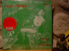 PAUL PAGE AND HIS PARADISE MUSIC Pacific Paradise 2xLP/Rare Exotica/Tiki Bar