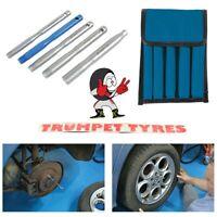 5 Piece Wheel Hanger Pin Set | Aligns Bolt Holes, Spacer & Wheel Together | 6483