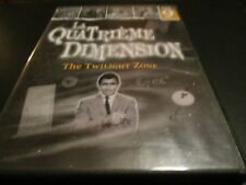 """DVD """"LA QUATRIEME 4EME DIMENSION - VOLUME 9"""" 4 episodes / William Shatner"""