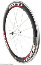 Zipp 404 carbon aluminum clincher front wheel 20mm width road cycling