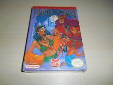 Prince of Persia Brand New Factory Sealed Nintendo NES Game Original