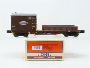 O Gauge 3-Rail Lionel 6-29815 NYC New York Central Boom Car w/ Sounds #X923