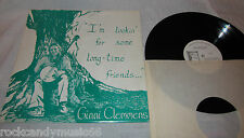 GINNI CLEMMENS - I'M LOOKIN' FOR SOME LONG TIME FRIENDS [GREEN] USED VINYL LP