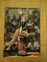 Panini Americana Heroes and Legends 2012 - Shannon Miller Card #115 SN#160/299