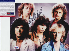Brad Whitford Aerosmith Signed Autograph 8x10 Photo PSA/DNA COA #4