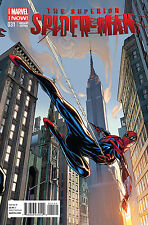 SUPERIOR SPIDER-MAN #31 CAMPBELL VARIANT GOBLIN NATION  CONCLUSION FINAL ISSUE