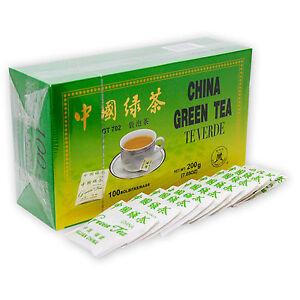Chinese Green Tea Shop 100 bags