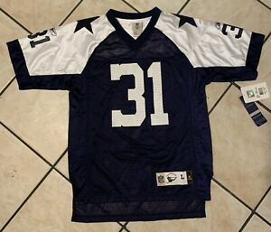 Reebok Dallas Cowboys Roy Williams #31 Jersey Size Youth L