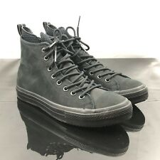 0639a2c906f56f New ListingCONVERSE CHUCK TAYLOR ALL-STAR WATERPROOF LEATHER HI-TOP SHOES  162409C SIZE 13
