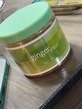 Arbonne International Ginger Citrus Sugar Scrub 16 Oz New & Sealed