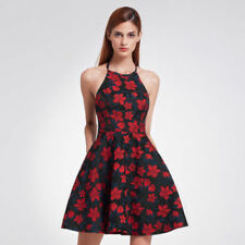 Backless Short Dresses A-Line
