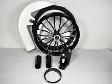 Harley Bagger 26 Inch Front Wheel Tire Kit Street Glide Road King Touring 00-07