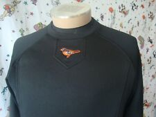 Baltimore Orioles Majestic Therma Base Long Sleeve Shirt M
