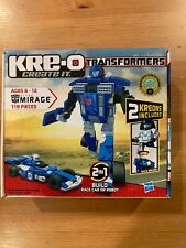 Kre-o Transformers – Mirage 2 in 1 *NEW-SEALED*