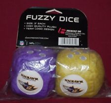 MINNESOTA VIKINGS NFL FOOTBALL SPORTS TEAM FUZZY DICE