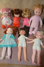 Lot Of 7 Fisher Price MY FRIEND Dolls Little People