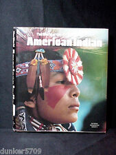 THE WORLD OF THE AMERICAN INDIAN NATIONAL GEOGRAPHIC SOCIETY 1989 3RD EDITION