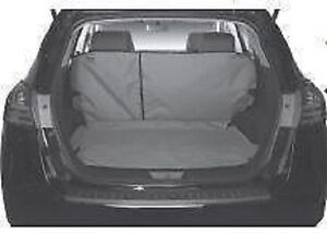 Vehicle Custom Cargo Area Liner Black Fits 1999-2003 Isuzu Rodeo LS, LSE, S, SV6