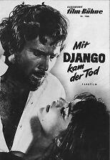 IFB 7999 | MIT DJANGO KAM DER TOD | Franco Nero, Klaus Kinski | Top
