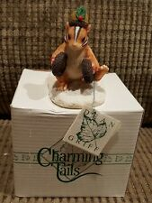 Charming Tails Chauncey'S Noisemakers 87554 Dean Griff~ Squirrel