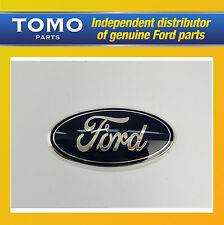 New Genuine Ford KA 2008- Front Oval ford Badge (Blue) MOTIF LOGO EMBLEM 1553336