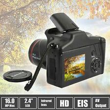 Digital Camera 3 Inch TFT LCD Screen HD 16MP 1080P 16X Zoom Anti-shake US