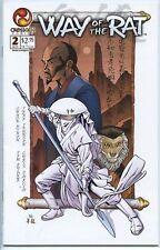 Way of the Rat 2002 series # 2 near mint comic book