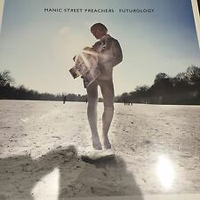 MANIC STREET PREACHERS 'FUTUROLOGY' VINYL LP - BRAND NEW & SEALED
