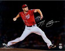 Max Scherzer Washington Nationals Autographed 8x10 Photo (RP)