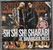 SH SH SH! SHARABI & BHANGRA HITS - BOHEMIA & GIPPY GREWAL - NEW BHANGRA CD
