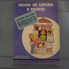Fichas de Leitura e Escrita 1.a edicao 2 ano de escolaride  (Portuguese)