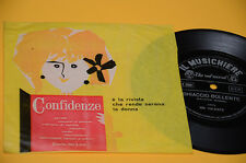 """7"""" 45 FLEX DISC (NO LP ) RIK VALENTE GHIACCIO BOLLENTE OTTIME CONDIZIONI"""
