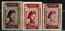 New ListingPoland Fischer Ii # 4 Military Mail. Field Post Ii nd Corps Italia .Mnh . Perora