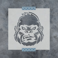 Gorilla Stencil - Durable & Reusable Mylar Stencils