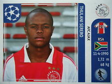 Panini 253 Thulani Serero Ajax Amsterdam UEFA CL 2011/12