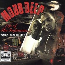 Life of the Infamous: The Best of Mobb Deep [PA] by Mobb Deep (CD, Oct-2006, Legacy)
