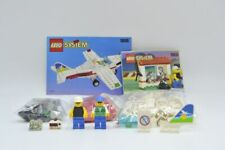 LEGO Set 1808 Fugzeug mit BA Light Aircraft and Ground Support with instruction