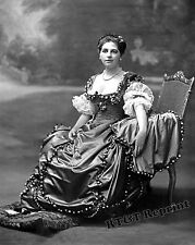Photograph of Stage Star & Dutch Dancer Mata Hari in 1915    8x10