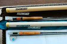Sage Fly Rods GFL590SP GFL690RPL 2 pcs Rods with Sock and Tube