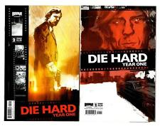 Die Hard: Year One #1-4 (2009) Boom Studios VF/NM to NM Cover B