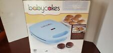 Babycakes Whoopie Pie Maker Nonstick Coated Model WH-97BU Used