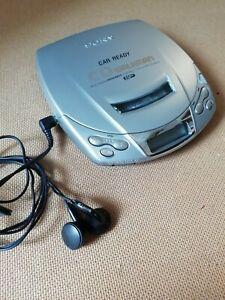 Sony Car Ready CD Walkman D-E206CK