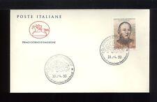 1993  ITALIA FDC CAVALLINO 30.4.1993 SAN GIUSEPPE BENEDETTO COTTOLENGO