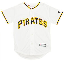 Josh Bell Pittsburgh Pirates White Kids 4-7 Cool Base Home Jersey