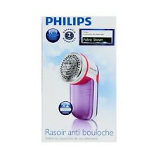 Philips Fuzz Off Fabric Shaver Clothes Bobble Remover Fluff Removing Machine
