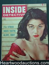 """""""Inside Detective"""" May 1953"""