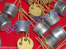 5 pz x BC160 BC 160 PNP medium power transistors