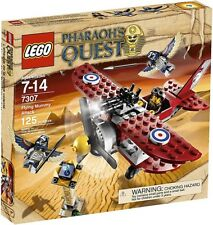 LEGO Pharaoh's Quest Flying Mummy Attack Set #7307